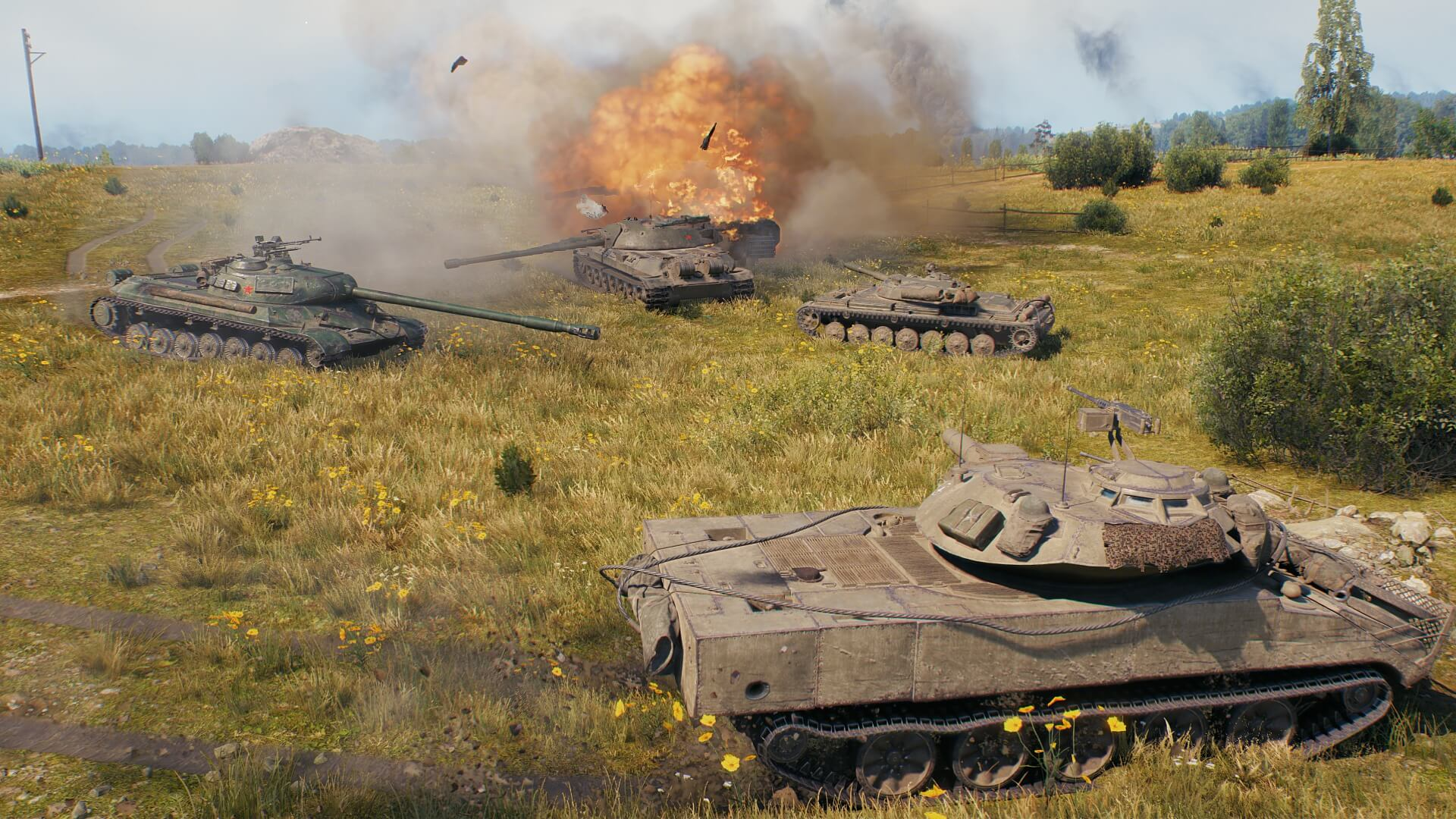 world of tanks4